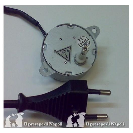 Motoriduttore piccolo (dm cm 4) 5 giri