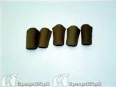 Tegole terracotta (piccola) conf 100 pezzi