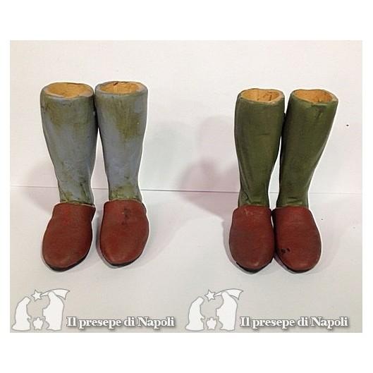 Piedi con zoccoli (vari colori)