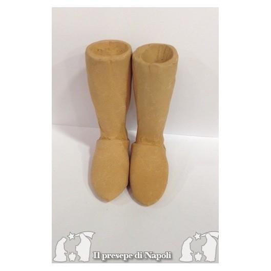 piedi con zoccolo grezzi