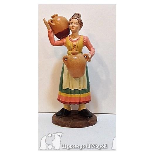 Donna con brocche