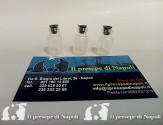 3 bottiglie di plastica
