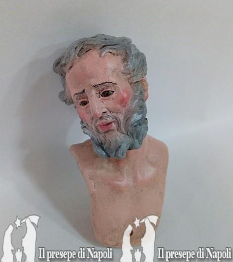 Giuseppe (testa colorata)