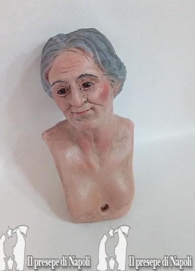 Vecchietta (testa colorata)