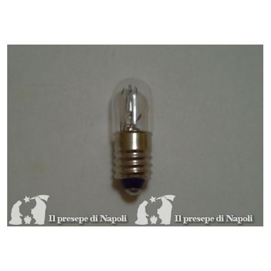 Lampada micromignon E10 12 v.