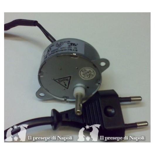 Motoriduttore piccolo (dm cm 4) 10 giri