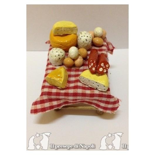 Banchetto c/formaggi