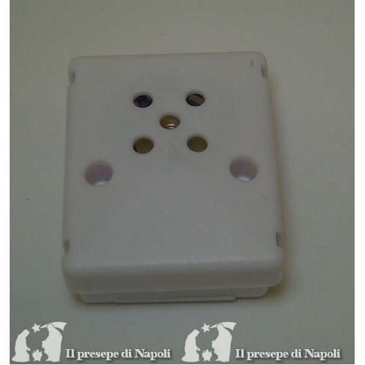 scatola con sensore che riproduce il verso della pecora