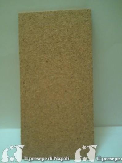 Foglio sughero spessore 7 mm