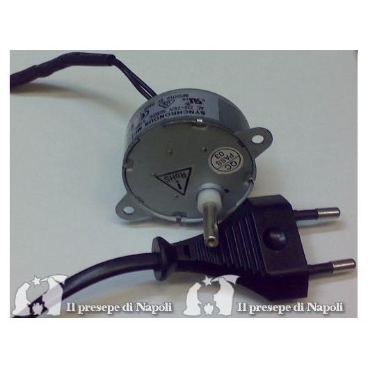 Motoriduttore piccolo (dm cm 4) 20 giri