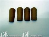 Tegole terracotta (media) conf 100 pezzi
