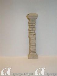 Pilastro piccolo di resina H cm 13,5
