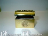 Forziere grande oro cm 5 x pr.cm 2,5 x h cm 4
