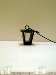 Lampione a muro medio