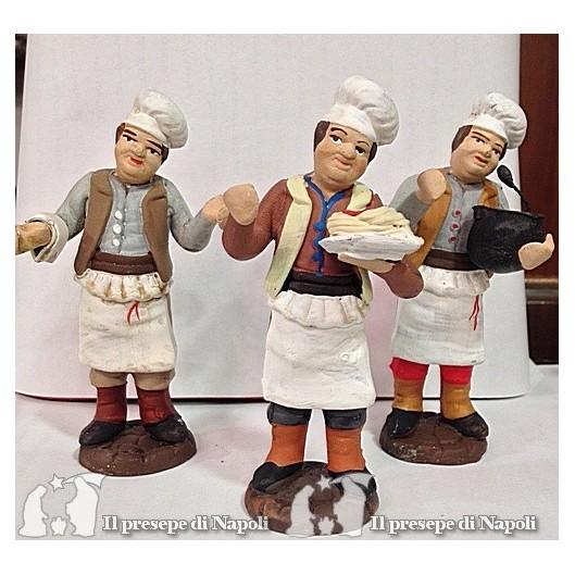 cuoco modelli assortiti cadauno