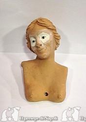 Testa grezza donna