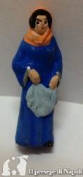 donna con panno in mano(mod vecchio)