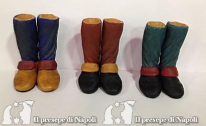 Piedi uomo con scarpe (vari colori)