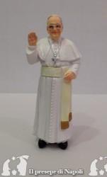 Papa Francesco cm 10