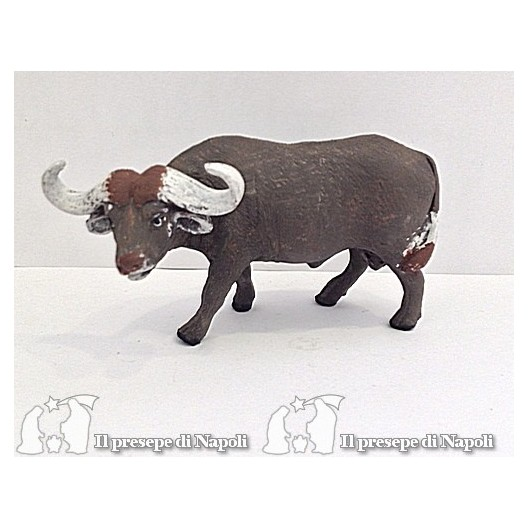 bufalo per pastori cm 7