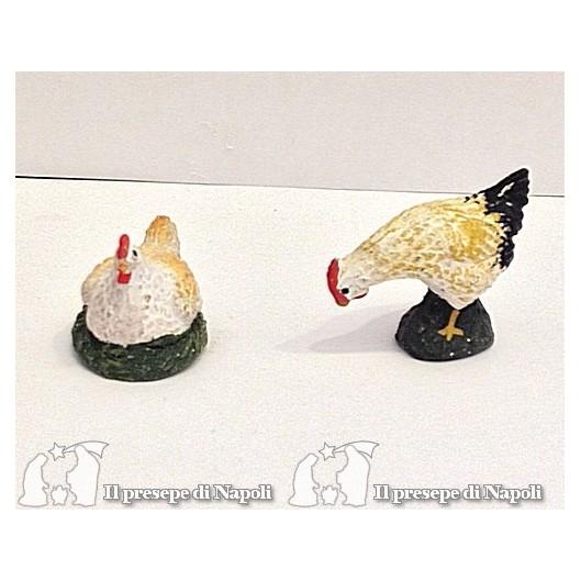 gallina per pastori cm 10 (cadauno)