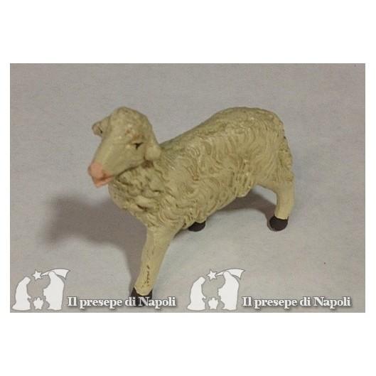 pecora testa alzata per pastori cm 12