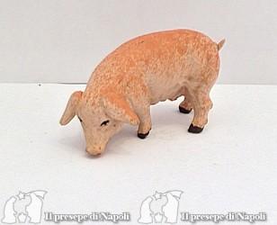 maialino per pastori cm 12