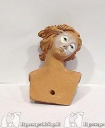 testa di angelo grezza cm 30-35