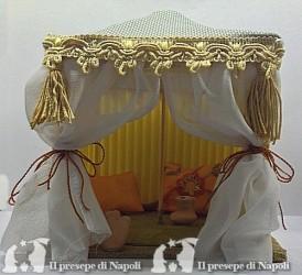 Tenda araba per pastori cm 8- 10 (vari colori)