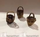 cestini di vimini piccolo (cadauno)