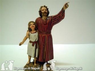 Uomo con bambina