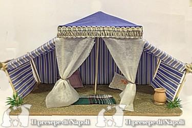Tenda araba per pastori cm 8-10 vari colori