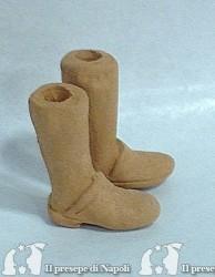 piedi grezzi con zoccolo