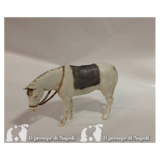 Cavallo bianco senza sella