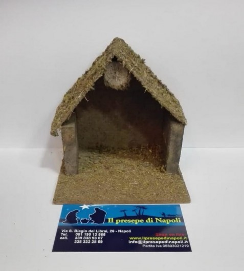 capanne piccole di legno e sughero