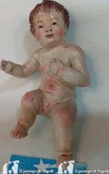Bambino Gesù colorato