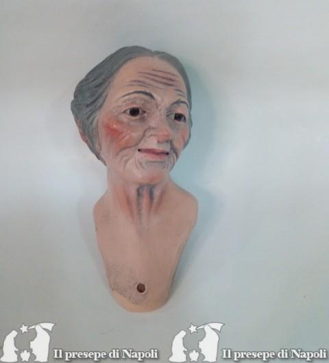 vecchietta (kit testa mani e piedi cm 30-33)