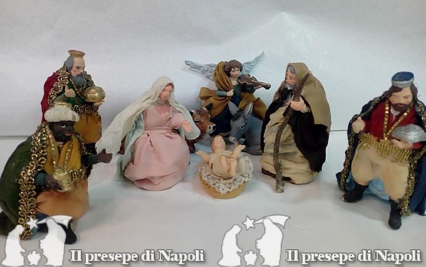 Natività 9  pz
