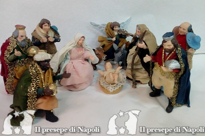 Natività 11 pz