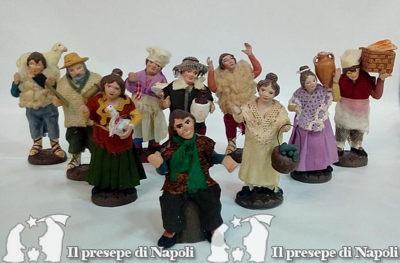 7 personaggi assortiti