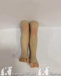 piedi angelo colorate
