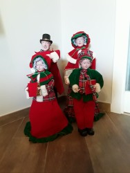 Famiglia di cantori