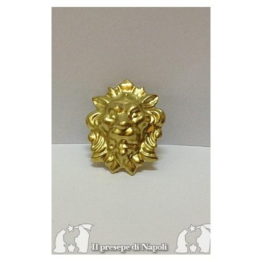 testa di leone h cm 1.5