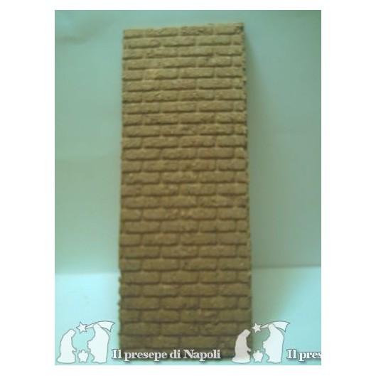 Foglio mattonato spessore 1 cm mattoni