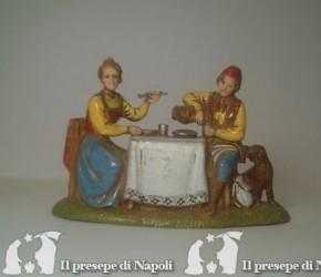 Pastori a tavola