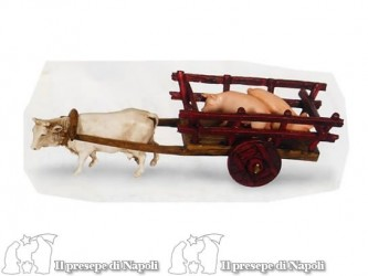 carretto con maiali