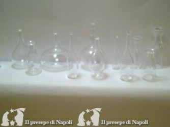 bottiglie assortite per modelli e dimensione ( cadauna)