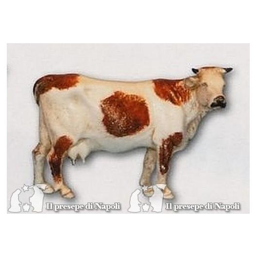 Mucca con chiazze