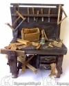 Banco da falegname (per pastori cm 30-35)